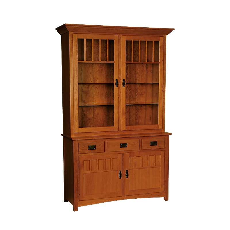 china cabinet - penns creek - 54w mission full china cabinet - finished.jpg