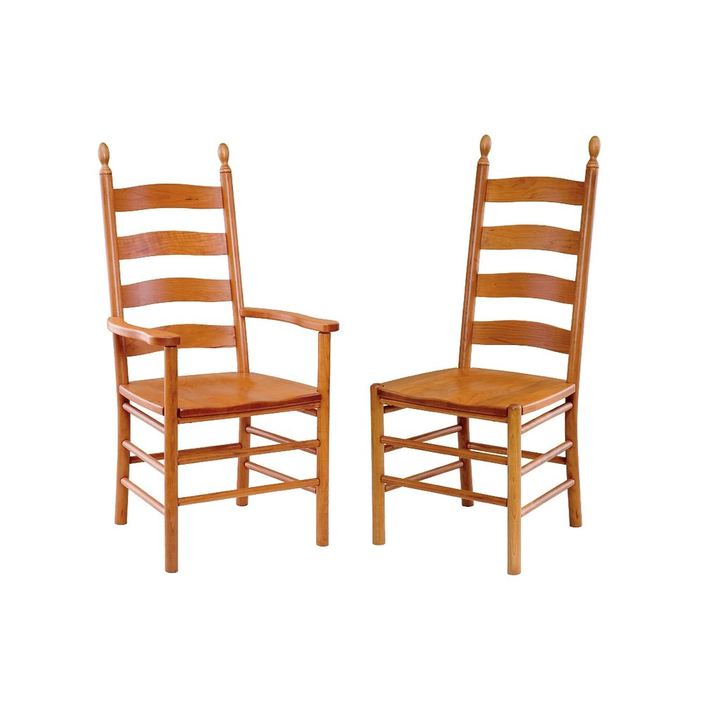 chairs - penns creek - shaker ladder back chairs - finished.jpg