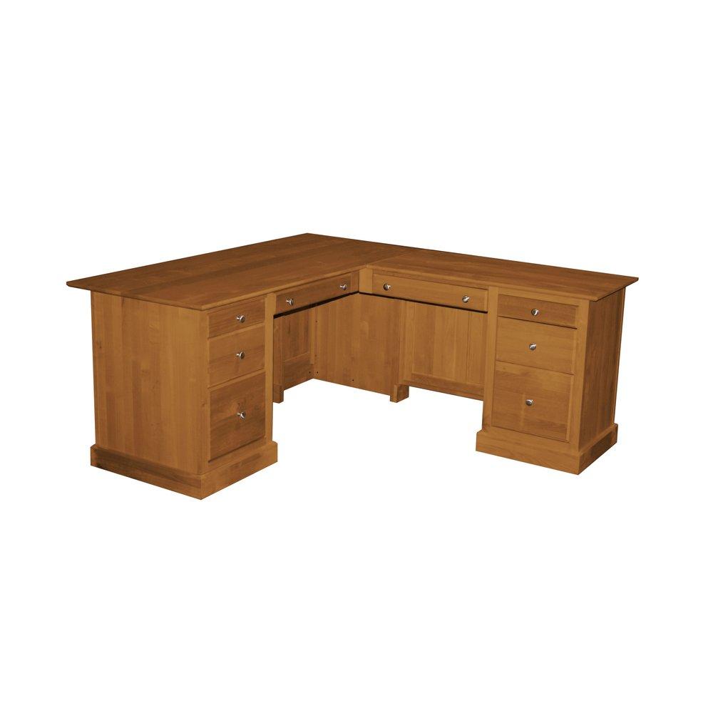 desks - archbold - executive home office L desk pedestal view - finished.jpg