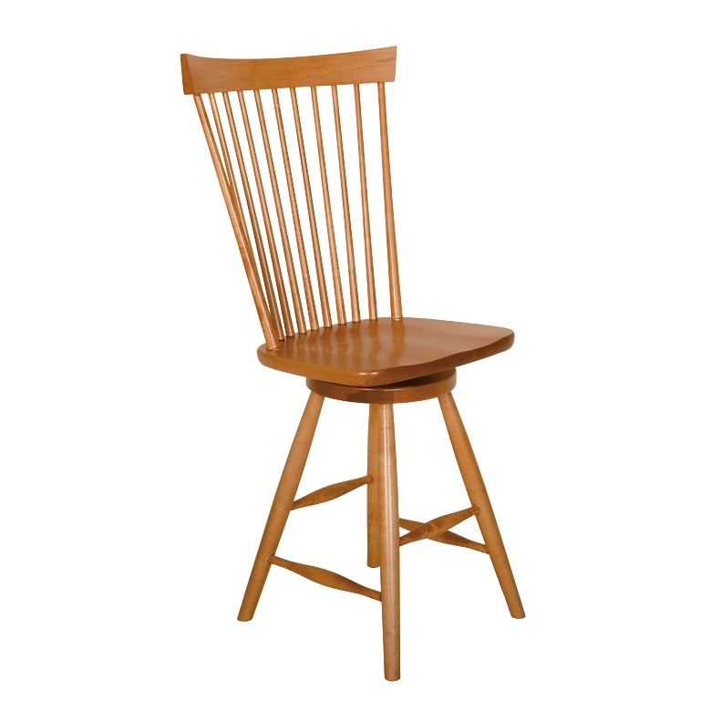 Penns Creek High Back Stool With Swivel    Starting at: $