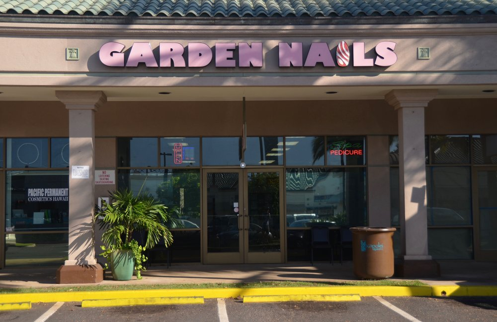Garden Nails — Kapolei Marketplace