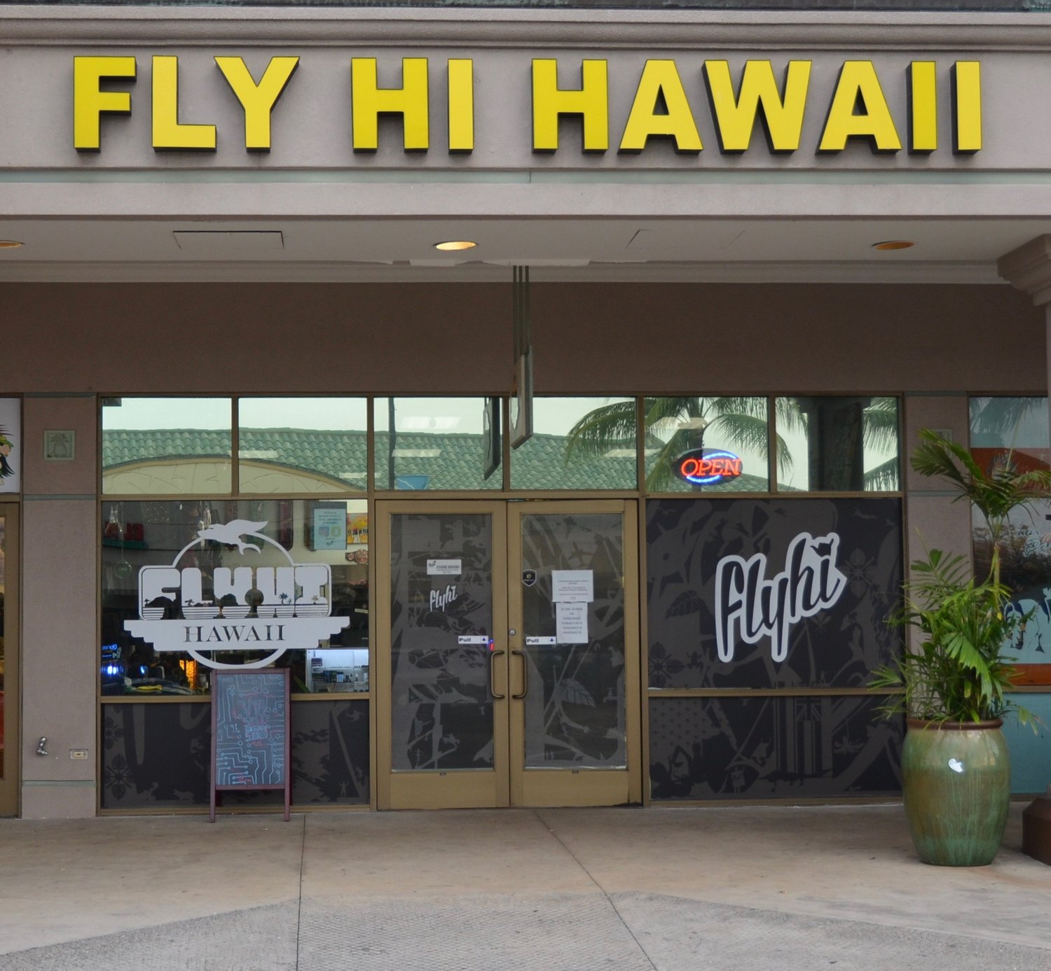 Fly Hi Hawaii — Kapolei Marketplace