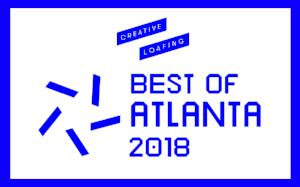 Creative Loafing Best of Atlanta 2018