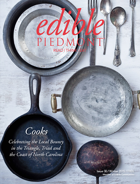 Edible Press, December 2015 -