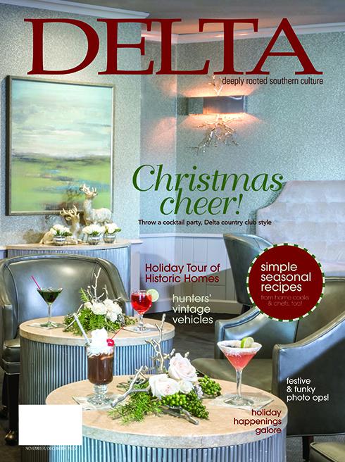 DELTA Magazine, November / December 2015 -