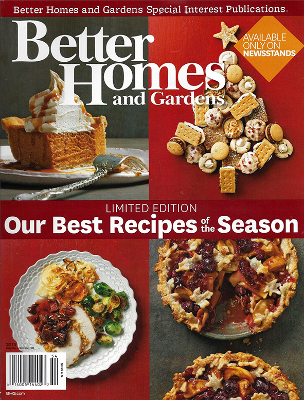 Better Homes and Gardens: Our Best Recipes of the Season, Fall 2015 -