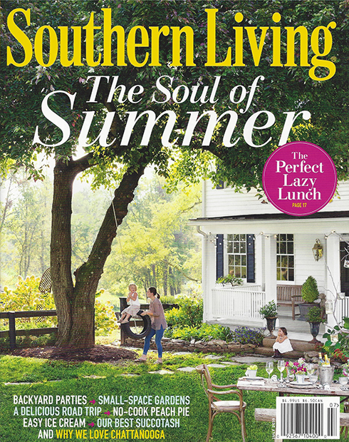 Southern Living, July 2015 -