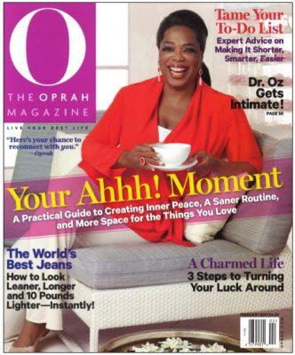 O Magazine, February 2013 -