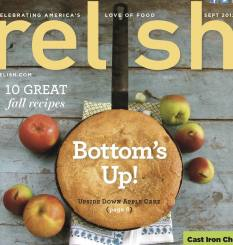 Relish, September 2012 -