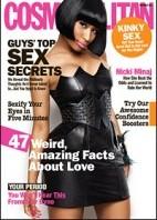 Cosmopolitan Magazine, November 2011 -