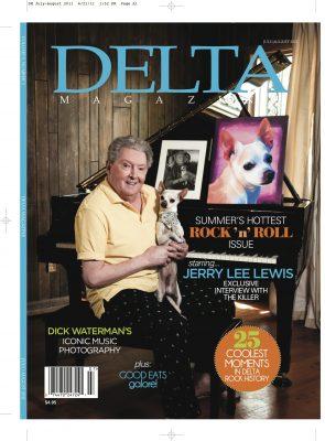 Delta Magazine, July-August 2011 -