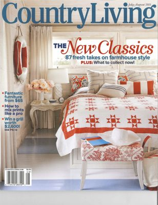 Country Living, July 2011 -