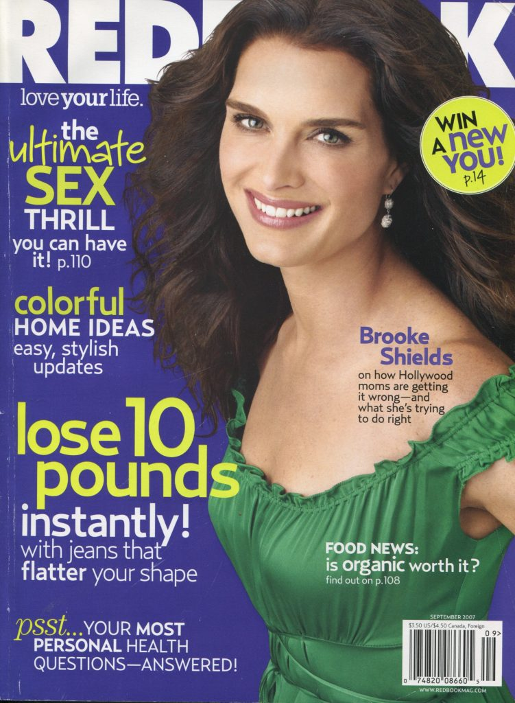 Redbook, September 2007 -