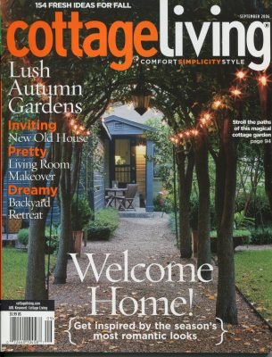 Cottage Living, September 2006 -