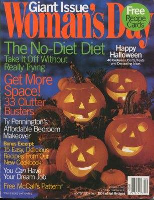 Woman's Day, October 2005 -