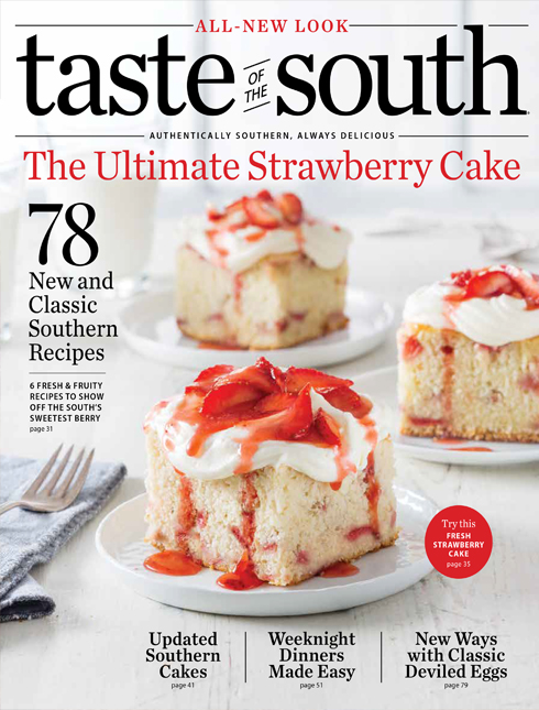 Taste of the South, March/April 2019 -