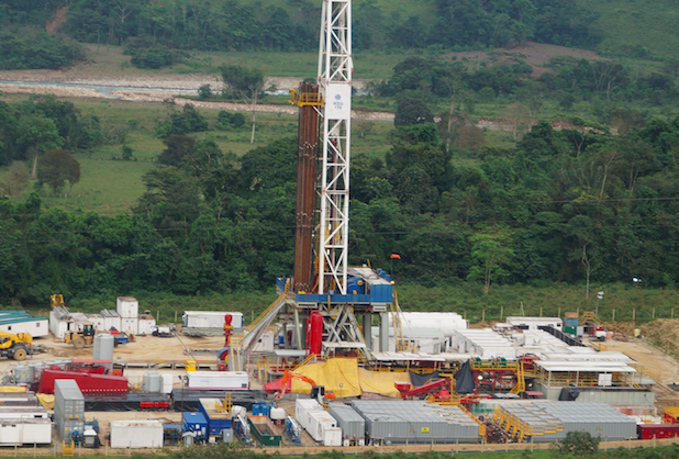 The Guardian - Colombia's U'was say no to gas exploration in their territory