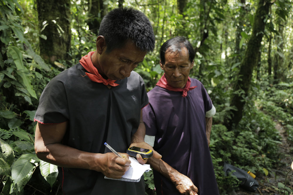 The Guardian - 'Our territory is our life': one struggle against mining in Ecuador