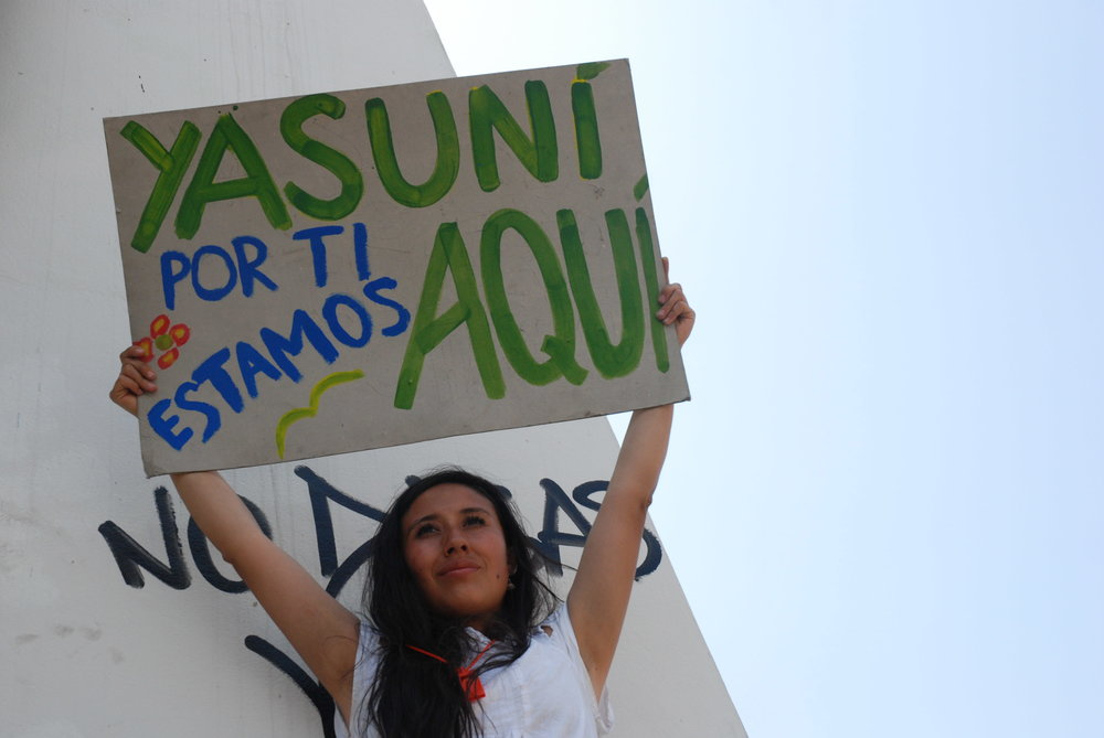 The Guardian - Why are Ecuadorian oil firms talking about building a road into Yasuni-ITT?