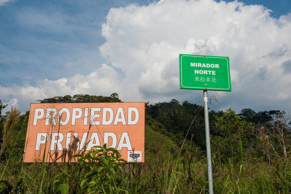 ChinaDialogue - Chinese banks ignore pleas of Ecuador mining campaigners