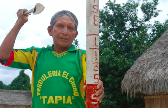 The Ecologist - Brazil-Peru indigenous people pledge to fight Amazon oil exploration