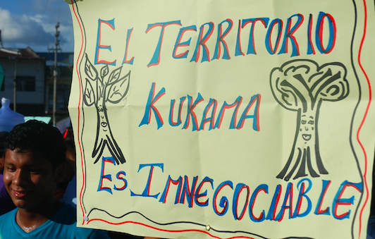 The Guardian - Kukamas abandon hunger strike over Peruvian Amazon oil pollution