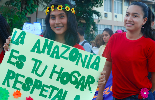 Huffington Post - Peru's Amazon at risk: '21st century oil firms with 18th century laws?'