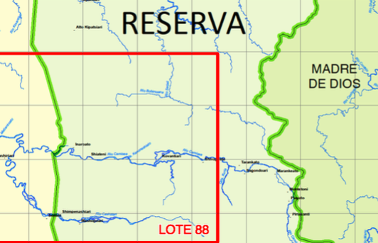 The Guardian - Two lawsuits to stop Peru's biggest gas project in indigenous reserve
