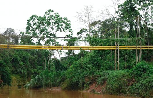 Huffington Post - Peru set to ignore UN plea to suspend Amazon gas expansion