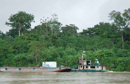 Mongabay - Oil company Perenco endangering 'uncontacted' indigenous people, says Peru