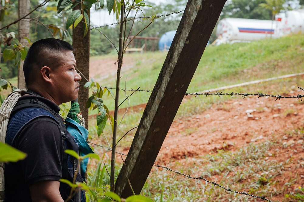 The Guardian - Colombian tribe calls for Action on alleged impacts of UK oil firm