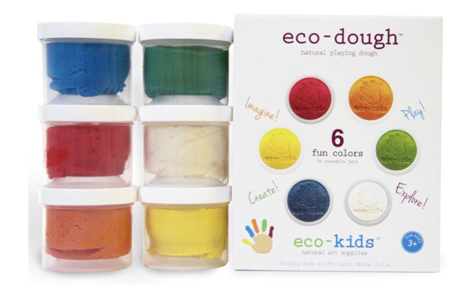 Eco-Dough made in the USA.   Click to Shop