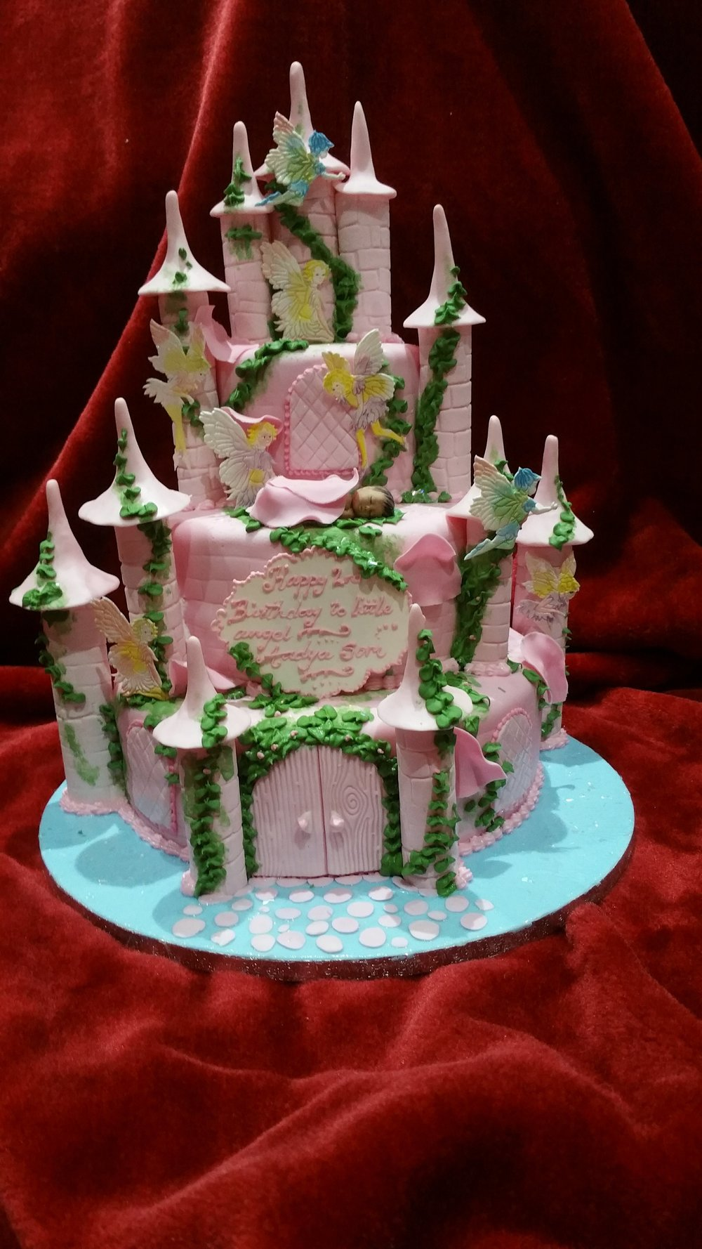 Fantastic Castle Cakes Cakeadelic Wedding Cakes And Birthday Cakes In Funny Birthday Cards Online Alyptdamsfinfo