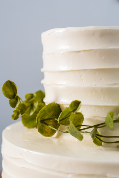 ECBG Cake + Pastry Studio White Wedding Cake Detail.jpg