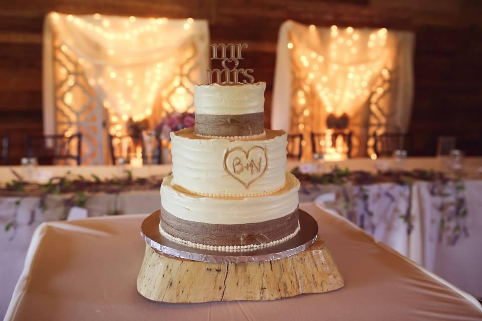 ECBG Cake + Pastry Studio - Rustic Wedding Cake.jpg