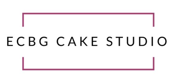 ECBG Cake Stuio | Logo | Chicago, IL