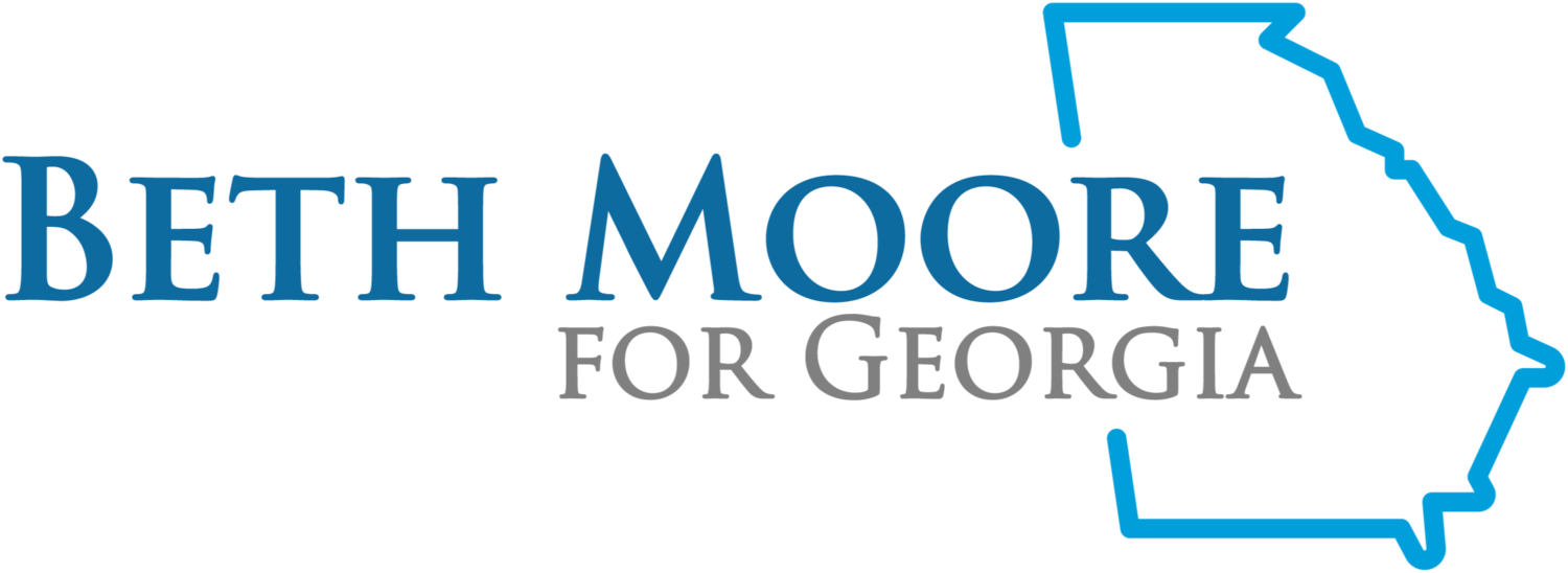 Beth Moore for Georgia