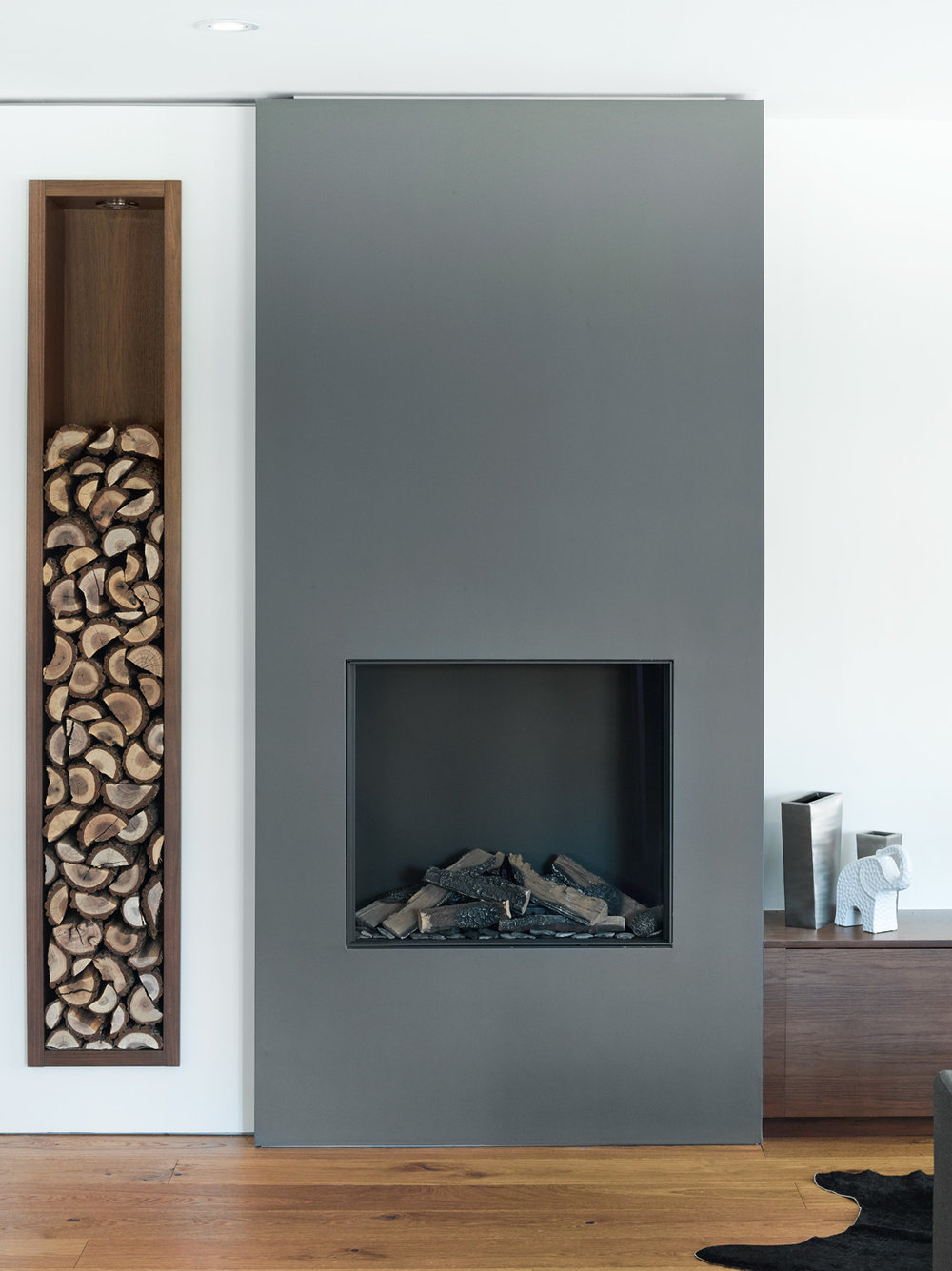 Fireplace Design by Martin de Sousa