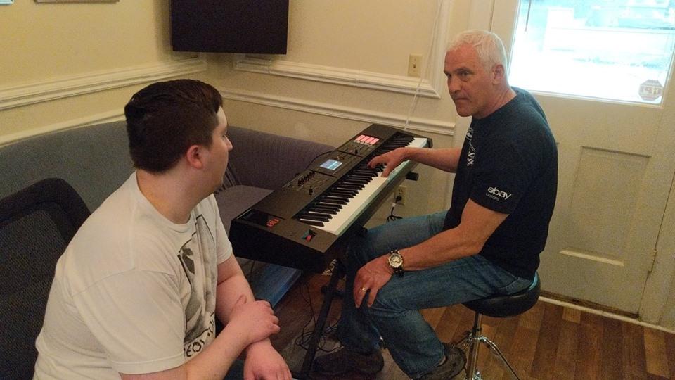 "D.S. tracking keys on ""Reunion"" with Brett Scott"