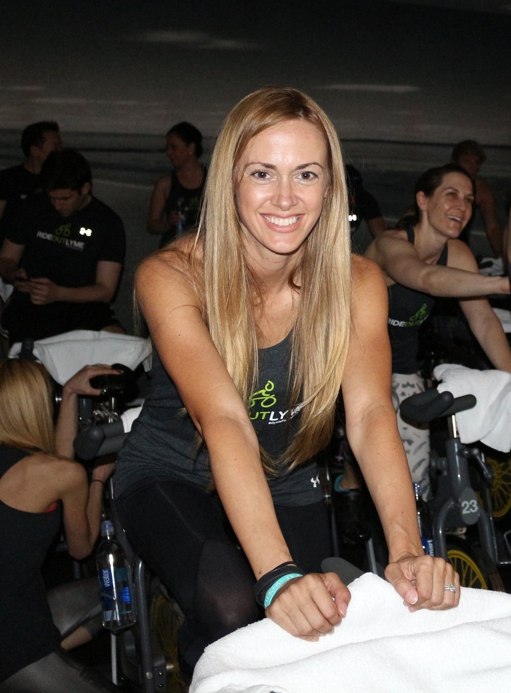 BRANDI DEAN - Co-Founder, Ride Out Lyme
