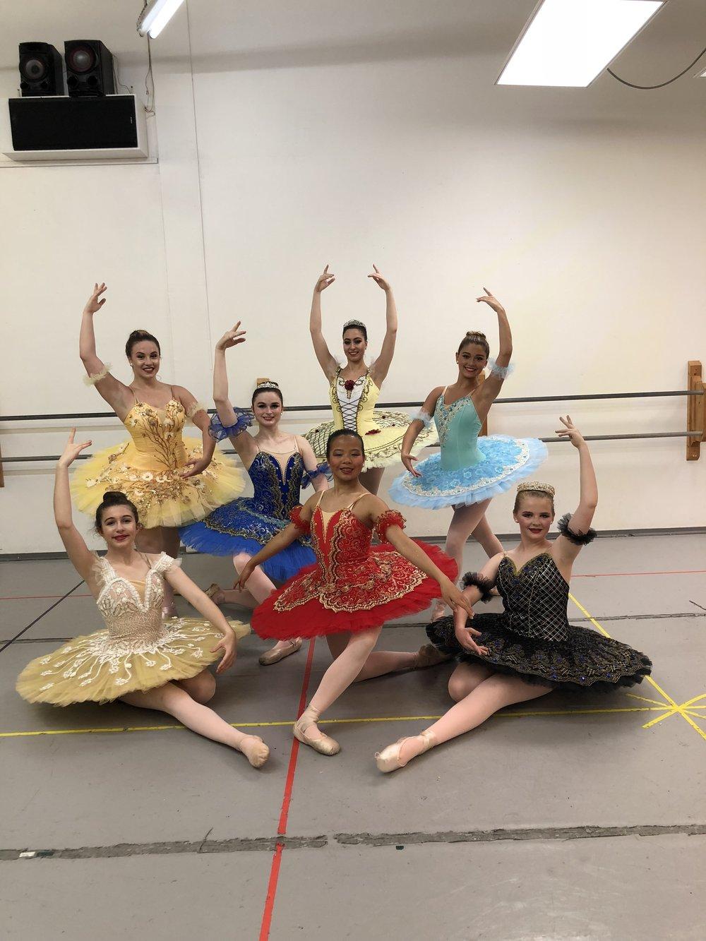 Ballet Mandeville Louisiana