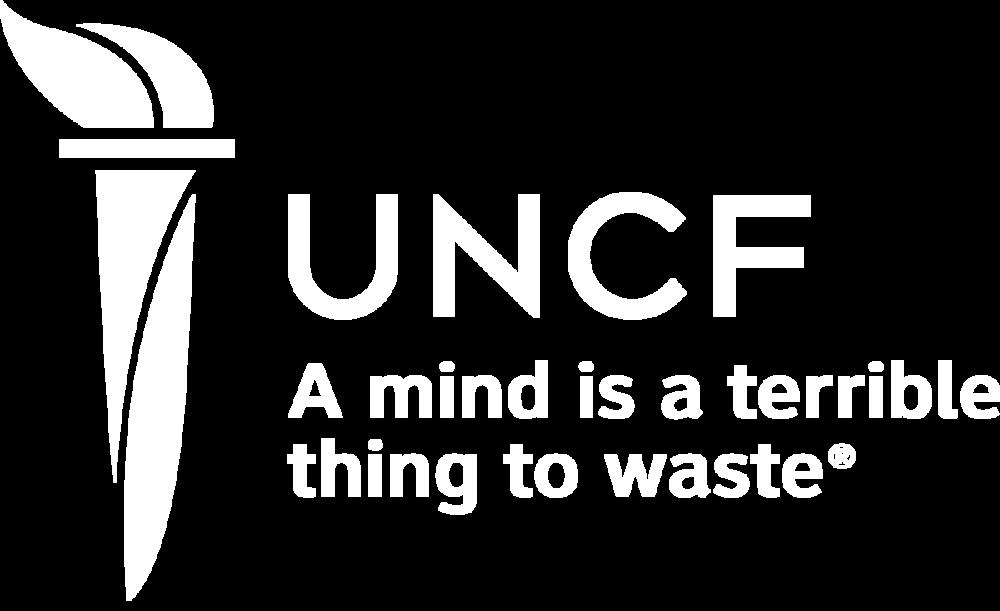 UNCF Logo - White .png