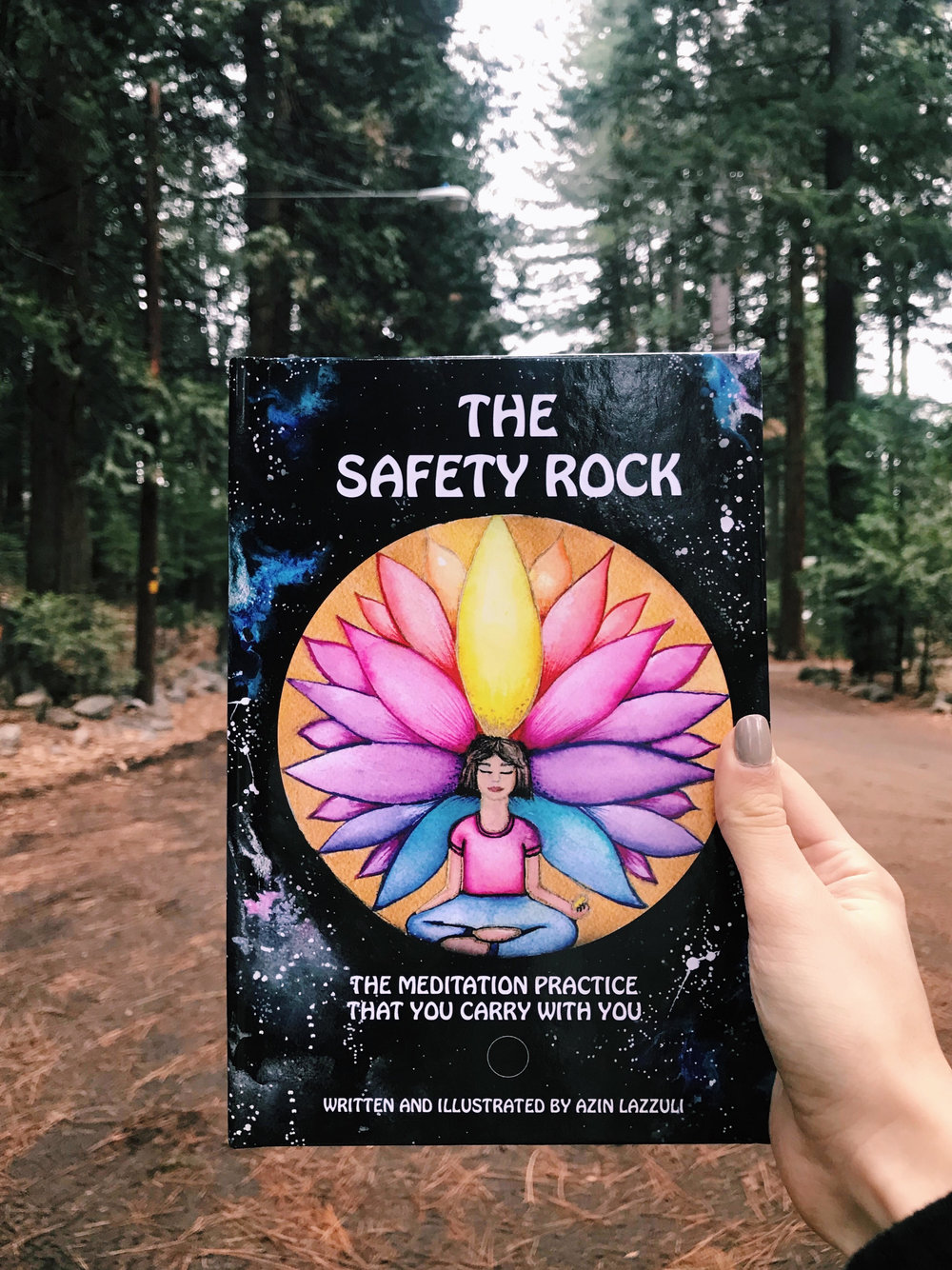 NOW AVAILABLE - In this book, children will learn how to meditate using the safety rock. Then they will be able to carry the benefits with them anywhere they go.The safety rock is a tool that instantly connects you to your body and the present moment. It was initially written for children who suffer from anxiety and PTSD, but it is a useful skill for all.This book comes with a Safety Rock included : The polished yellow aventurine stones have intentionally been chosen for their grounding and protective qualities.May the safety rock bring you confidence and courage on your journey.Intended for children 4+