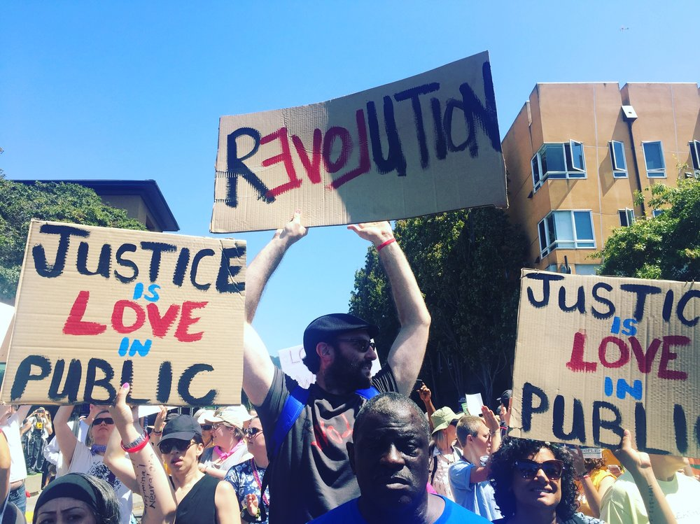 August 2017.  Berkeley, California.