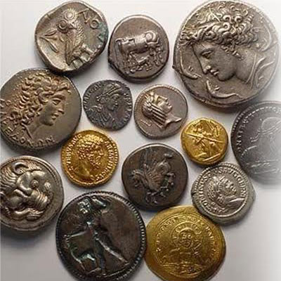 Ancient Rare Coins - Own a piece of history! from Alexander The Great and Julius Caesar to the Atocha.We specialize in Greek, Roman and Spanish coinage.