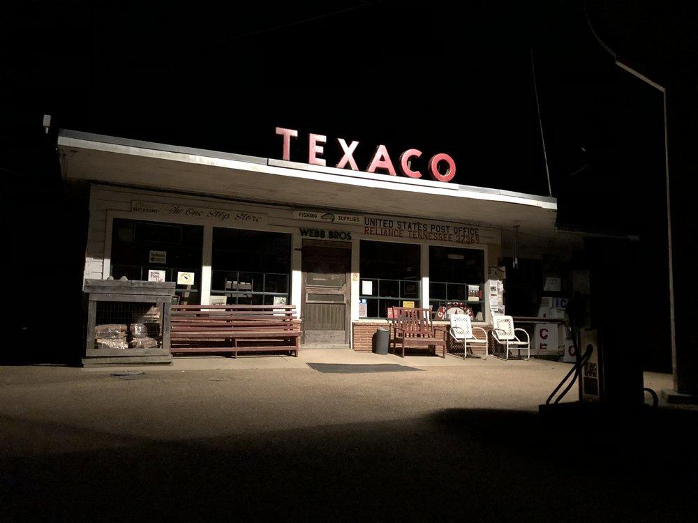 Historic Texaco (still in service) Reliance TN