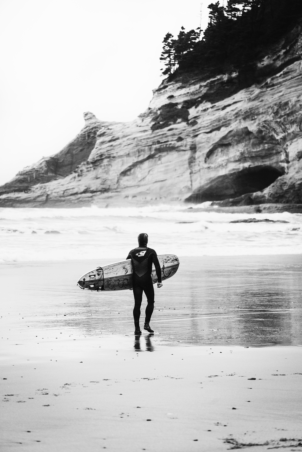 Landscape Travel Photography by Mel Volkman Surf Photography Surf Storm Photography Surf Black And White Surf Waves Photo Print 3.png