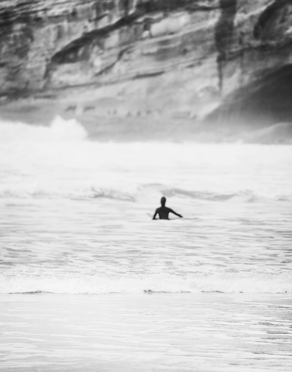 Landscape Travel Photography by Mel Volkman Surf Photography Surf Storm Photography Surf Black And White Surf Waves Photo Print.png
