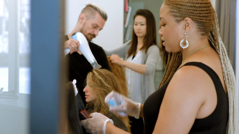 ALL ABOUT HAIR - THE BEAUTY EXPERT