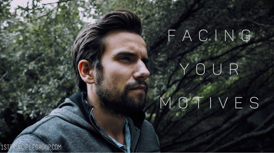 facing your motives